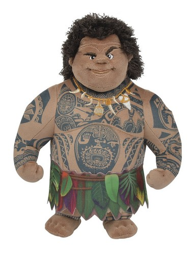 Disney's Moana Hintergrund entitled Moana - Maui Plush