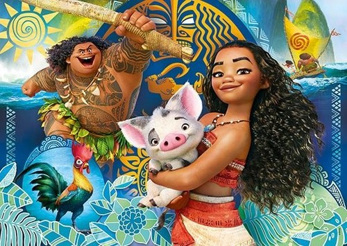 putri disney wallpaper probably containing anime entitled Moana