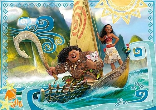 Disney Princess achtergrond called Moana