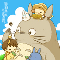 My Neighbor Totoro - my-neighbor-totoro fan art