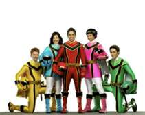 Mystic Force Power Rangers