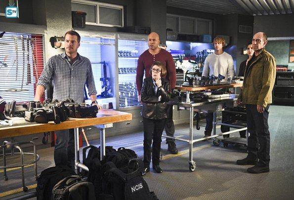NCIS: Los Angeles - Episode 7.24 - Talion (Season Finale) - Promotional các bức ảnh