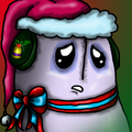 Napstablook Christmas