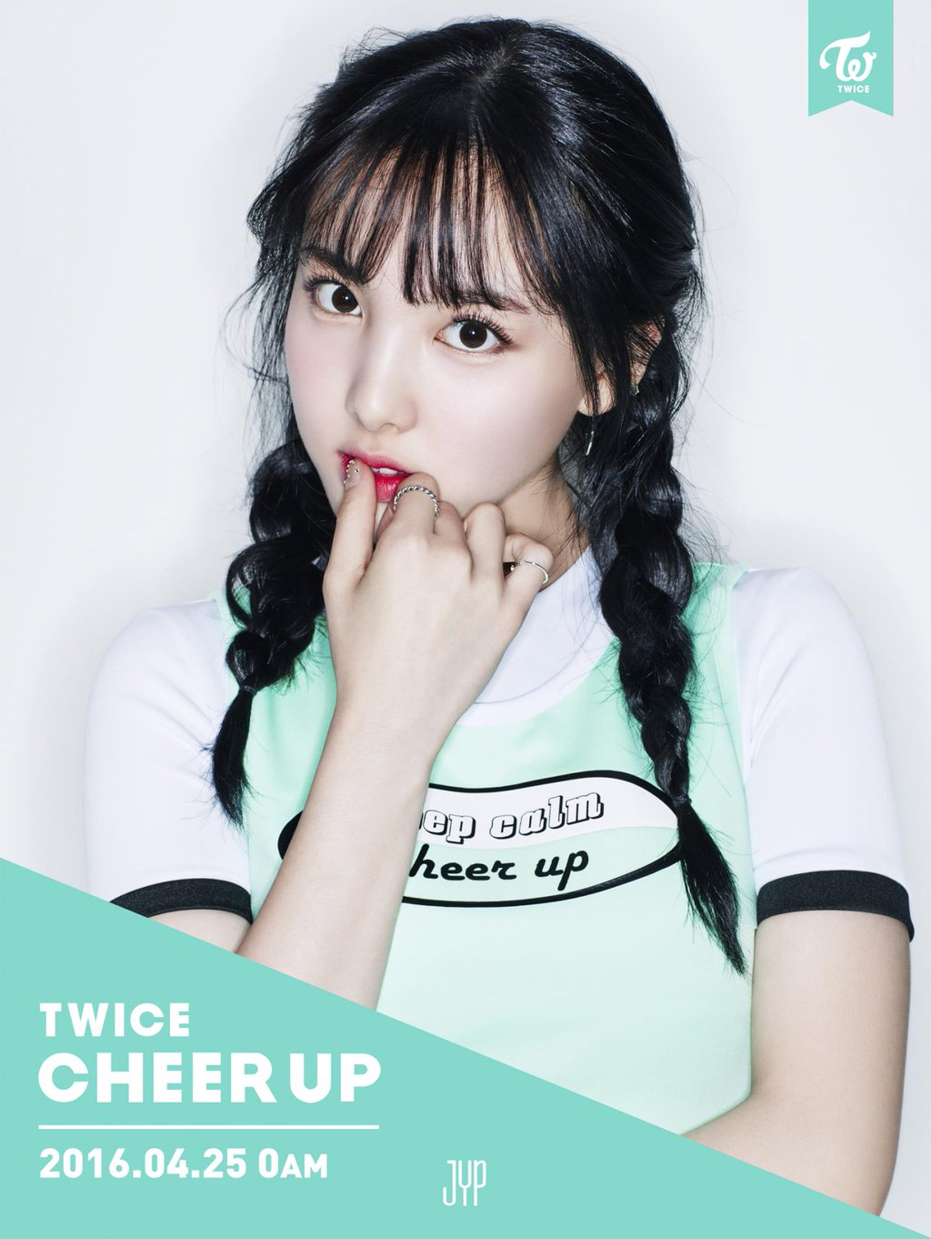 Nayeon Cheer Up Teasers