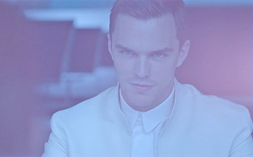 "Nicholas Hoult wallpaper titled Nicholas Hoult in ""Equals"" movie"