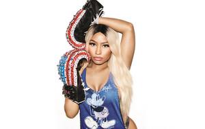 Nicki Minaj Nylon mag