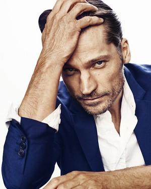 Nikolaj Coster-Waldau - Cover Man Photoshoot - 2013