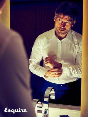 Nikolaj Coster-Waldau - Esquire Middle East Photoshoot - 2016