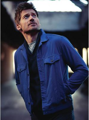 Nikolaj Coster-Waldau - Esquire UK Photoshoot - 2014
