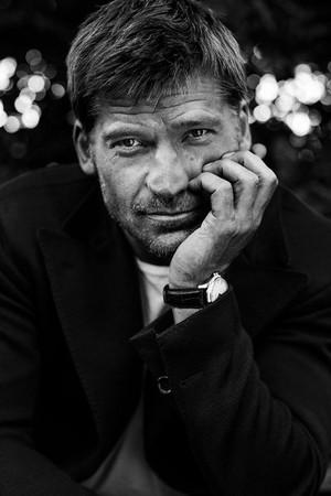 Nikolaj Coster-Waldau - Euroman Photoshoot - 2014