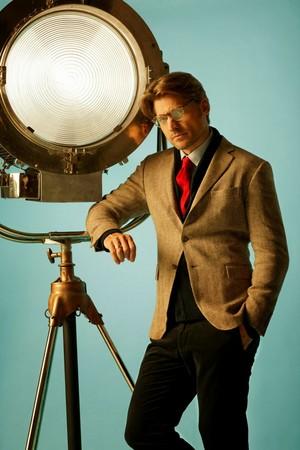 Nikolaj Coster-Waldau - GQ France Photoshoot - 2013