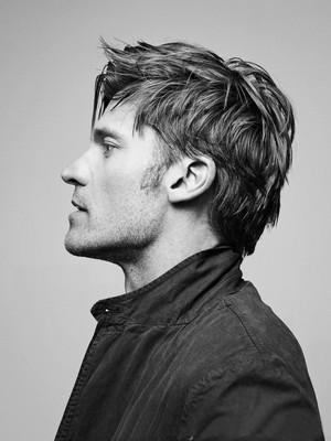 Nikolaj Coster-Waldau - L'Uomo Vogue Photoshoot - 2013