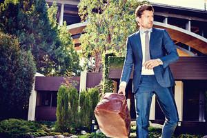 Nikolaj Coster-Waldau - Los Angeles Magazine Photoshoot - 2015