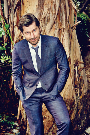 Nikolaj Coster-Waldau - Los Angeles Magazine Photoshoot - 2015