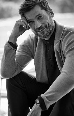 Nikolaj Coster-Waldau - Mr Porter Photoshoot - 2016