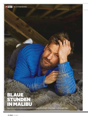 Nikolaj Coster-Waldau - Stern Photoshoot - 2016