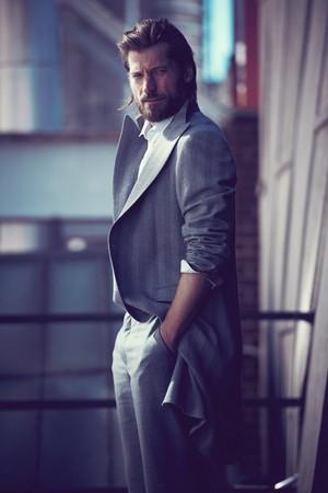 Nikolaj Coster-Waldau - Vanity Fair Photoshoot - 2013