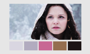 Once Upon a Time Color Palettes