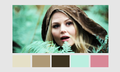 Once Upon a Time Color Palettes - once-upon-a-time fan art