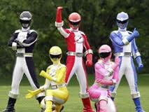 Operation Overdrive Power Rangers