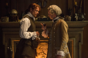 "Outlander ""Untimely Resurrections"" (2x05) promotional picture"