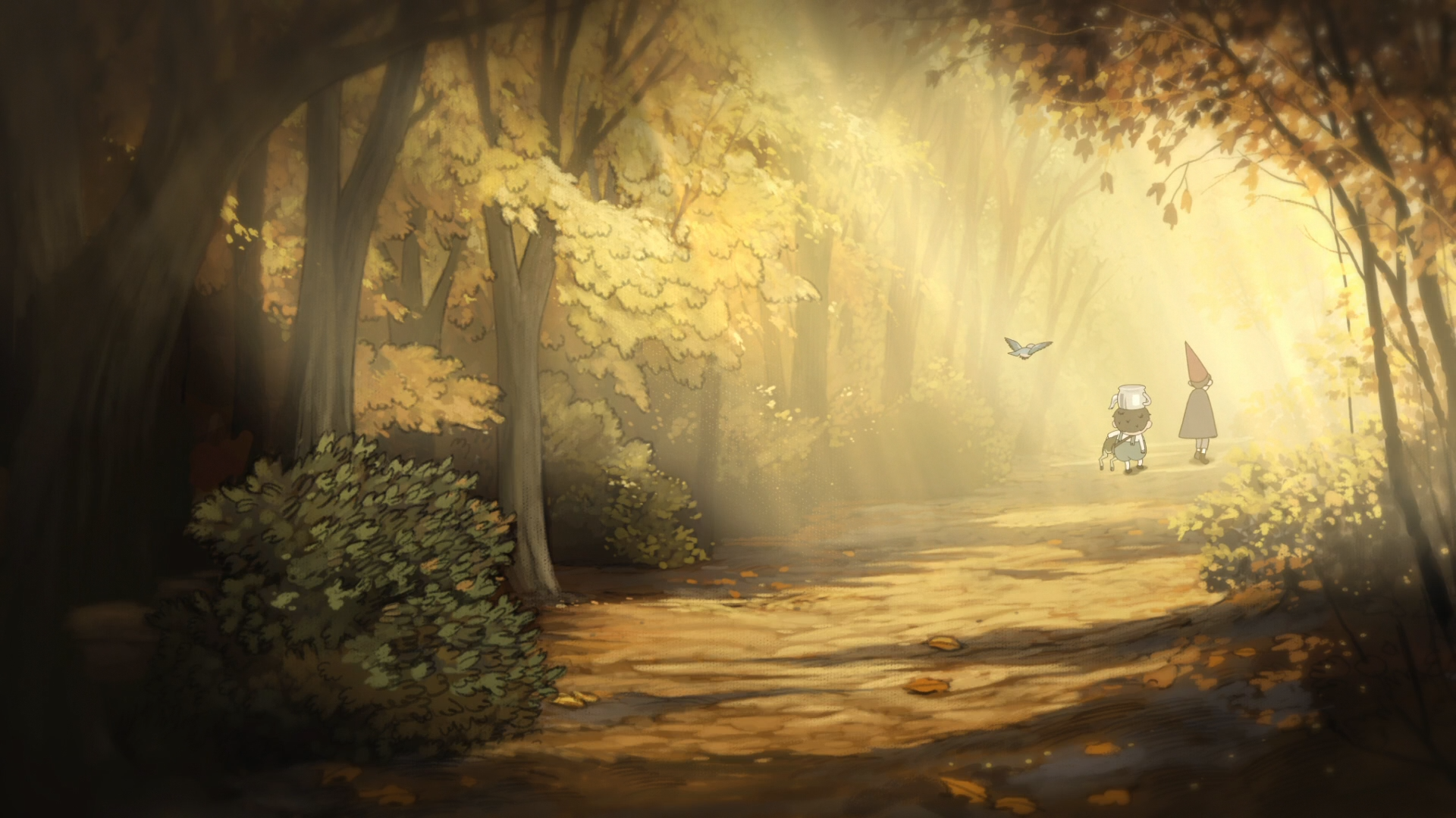 Over the garden wall images overt the garden wall hd Wallpapers for the wall