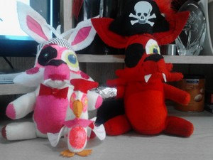Pirate's Cove Plushies