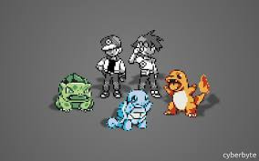 Pokemon achtergrond
