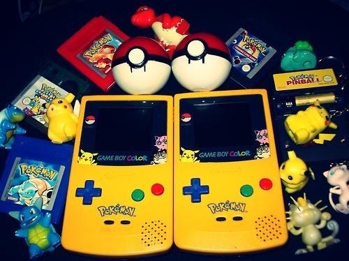 Pokemon theme game boys
