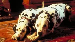 Pongo and Perdita 101 Dalmations Lice Action jpg