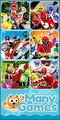 Power Rangers Many Games - the-power-rangers photo