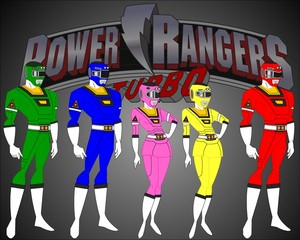 Power rangers tur