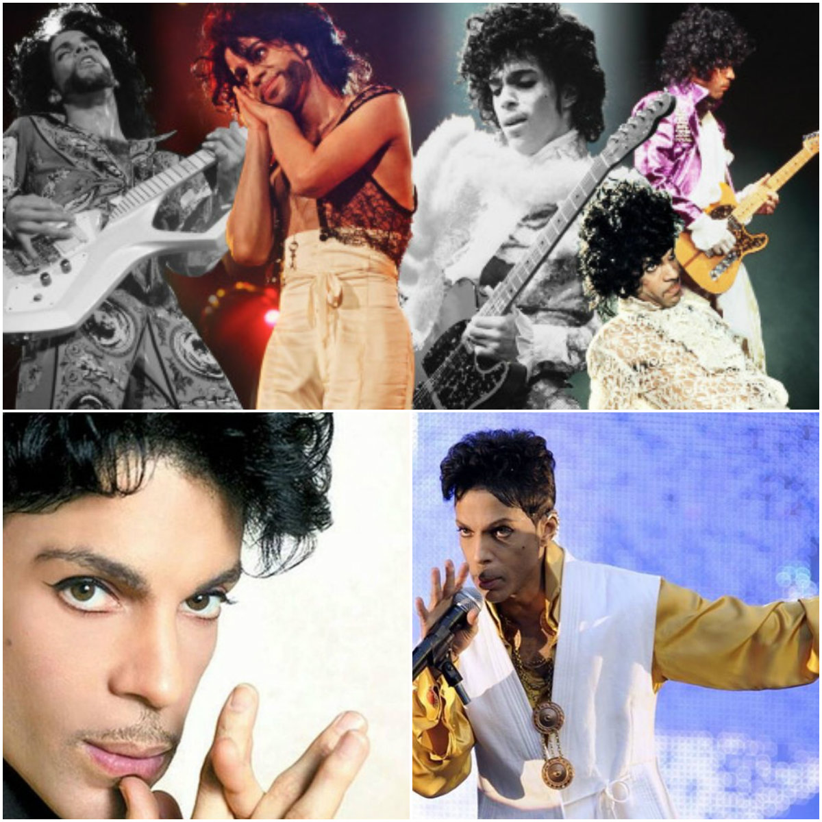Prince Rogers Nelson 💔 June 7, 1958 ~ April 21, 2016