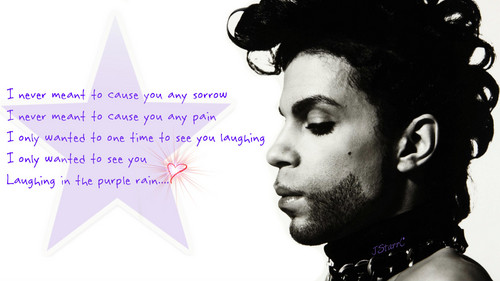 Prince wallpaper probably with a portrait titled Prince ❤