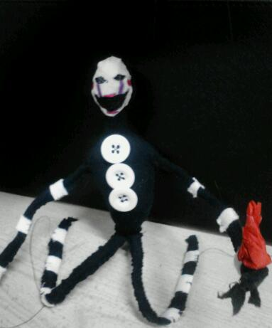 Puppet Plushy Original