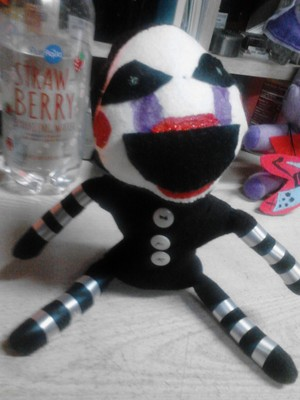 Puppet Plushy