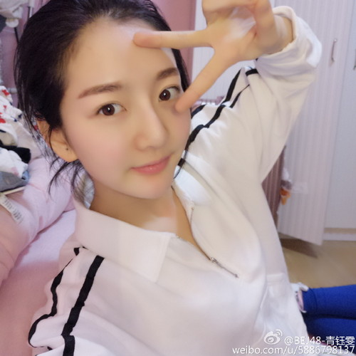 BEJ48 images Qing YuWen Weibo wallpaper and background photos