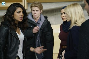 Quantico - Episode 1.22 - Yes (Season Finale) - Promotional фото