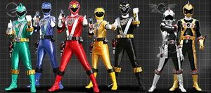 RPM Power Rangers