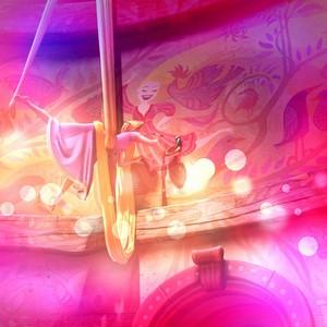 Rapunzel Bokeh