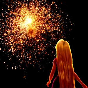 Rapunzel Firework icon
