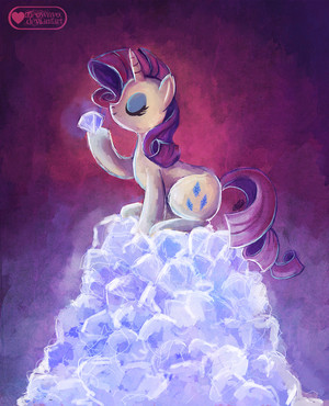 Rarity with Crystals