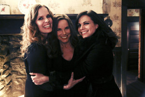 Rebecca, Barbara and Lana