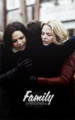 Regina, Emma and Henry - once-upon-a-time fan art