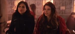 Regina and Ruby