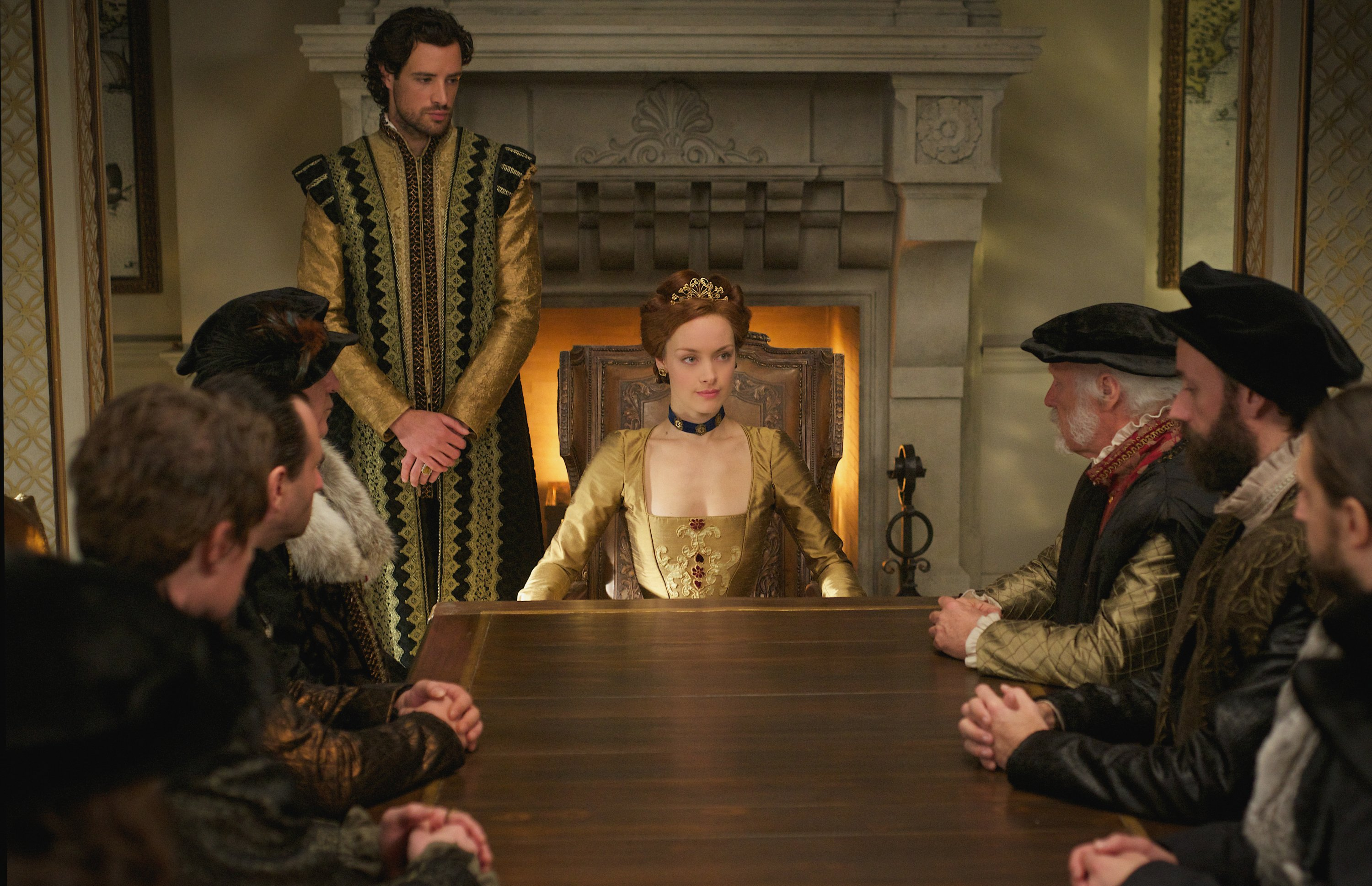 reign tv show images reign strange bedfellows 3x13 promotional