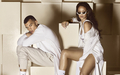 Rihanna fur slide Puma