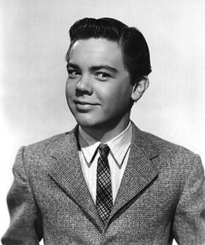 """Robert Cletus """"Bobby"""" Driscoll (March 3, 1937 – March 30, 1968)"""