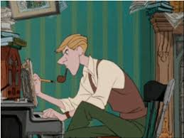Roger 101 Dalmations Animated