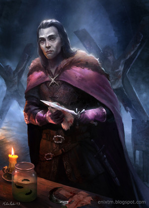 Roose Bolton by mihairadu